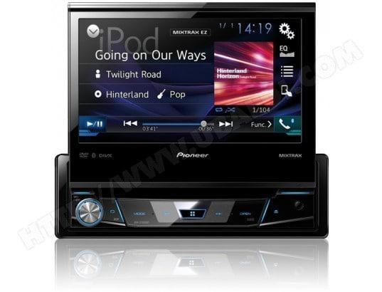 Autoradio CD/DVD PIONEER AVH-X7800BT