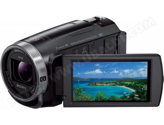 Caméscope carte mémoire SONY Handycam HDR-CX625 noir