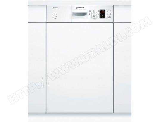 Lave vaisselle integrable 45 cm BOSCH SPI50E92EU