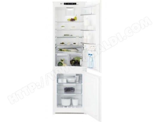 Réfrigérateur congélateur encastrable ELECTROLUX ENN2854COW