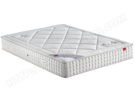 matelas 140 x 200 epeda velours 140x200 pas cher. Black Bedroom Furniture Sets. Home Design Ideas