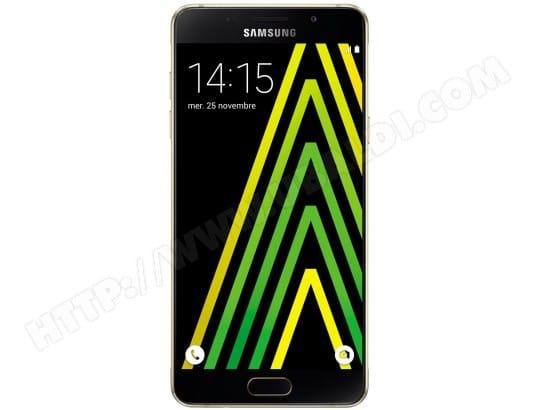 Smartphone SAMSUNG Galaxy A5 2016 gold 16 Go