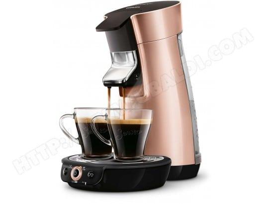 Senseo PHILIPS HD7831/31 Viva Café Cuivre