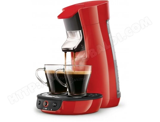 Senseo PHILIPS HD7829/81 Viva Café Rouge