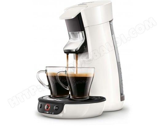 Senseo PHILIPS HD7829/01 Viva Café Blanc