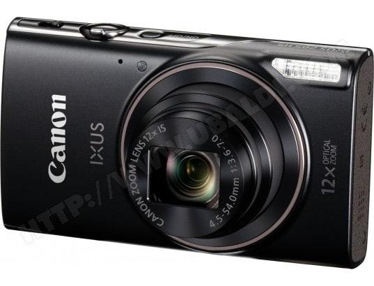 Appareil photo numérique compact CANON IXUS 285 HS noir