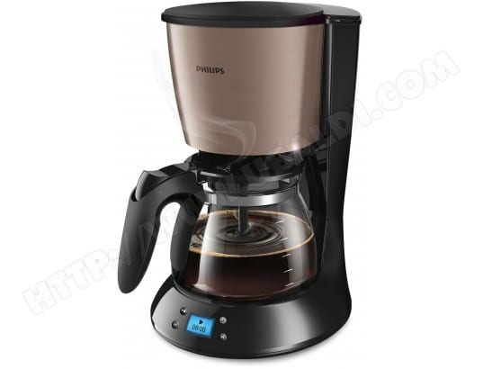 Cafetière PHILIPS HD7459/71 Daily