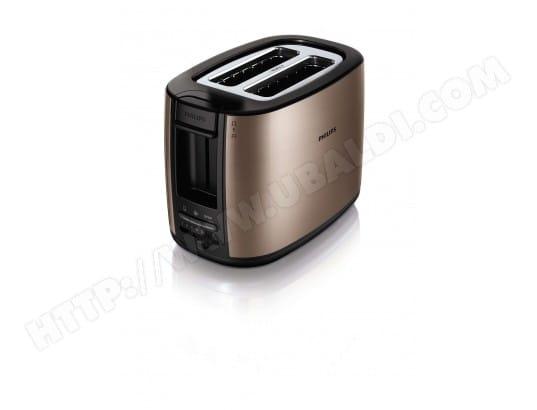 Grille pain PHILIPS HD2628/70 Viva Métal Copper