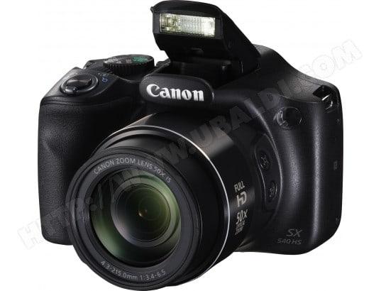 Appareil photo numérique bridge CANON PowerShot SX540 HS noir