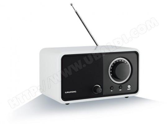 Radio FM GRUNDIG TR1200BLANC