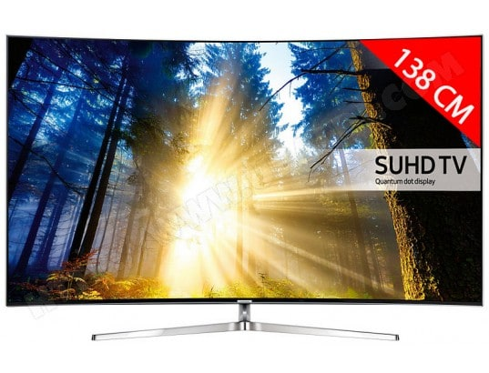 samsung ue55ks9000 tv led 4k incurv 138 cm livraison gratuite. Black Bedroom Furniture Sets. Home Design Ideas