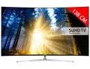 TV LED 4K incurvé 138 cm SAMSUNG UE55KS9000