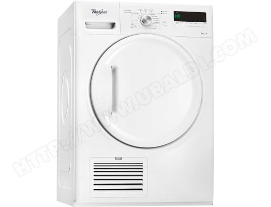 Seche linge Condensation WHIRLPOOL DDLX80112