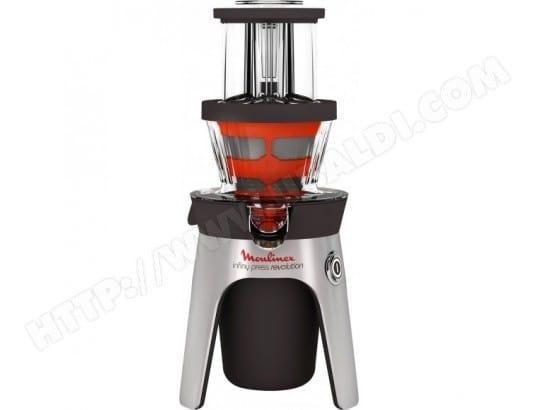 Extracteur de jus MOULINEX ZU500A10 Infiny Press