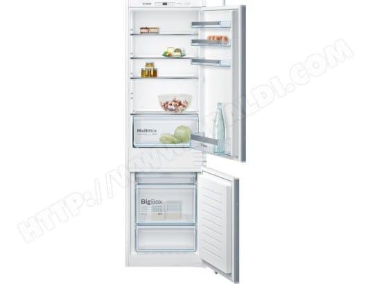 Réfrigérateur congélateur encastrable BOSCH KIN86VS30