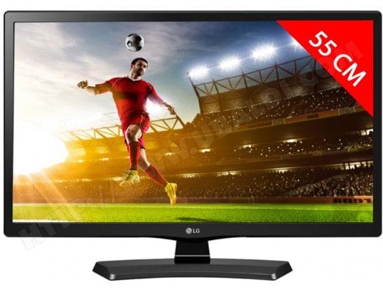 TV LED Full HD 55 cm LG 22MT48DF