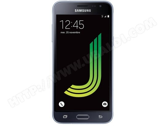 Smartphone SAMSUNG Galaxy J3 2016 noir