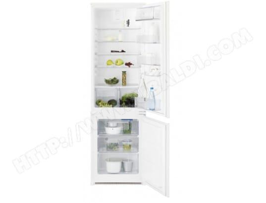 Réfrigérateur congélateur encastrable ELECTROLUX ENN2812BOW