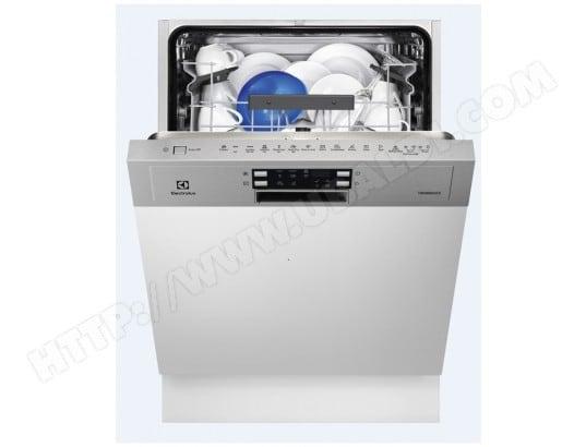 Lave vaisselle integrable 60 cm ELECTROLUX ESI5540LOX