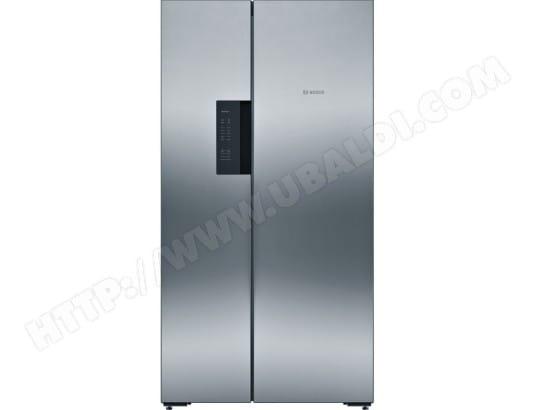 Réfrigérateur américain BOSCH KAN92VI35