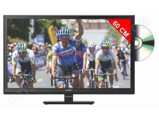 TV LED 60 cm SHARP LC24DHF4011E