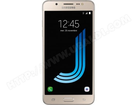 Smartphone SAMSUNG Galaxy J5 2016 or