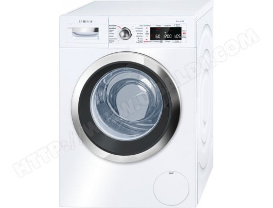 Lave linge Frontal BOSCH WAWH2660FF