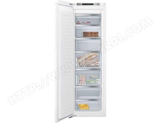 Congélateur encastrable armoire SIEMENS GI81NAC30