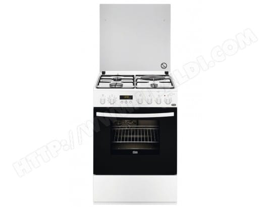 Cuisiniere mixte FAURE FCM6560PWA