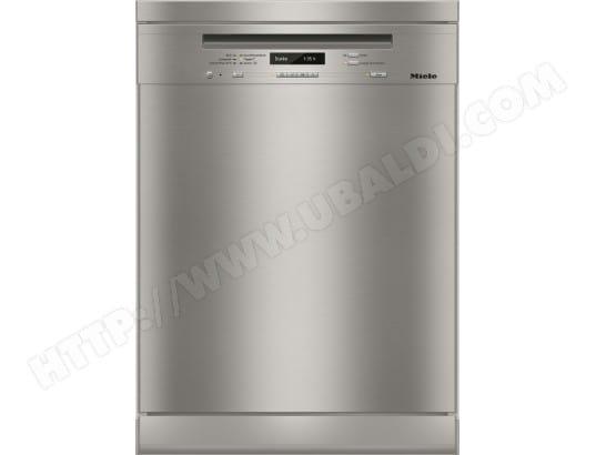 Lave vaisselle 60 cm MIELE G6730SCINOX
