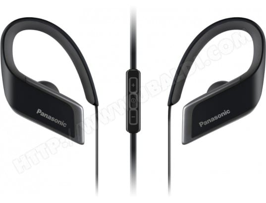 Ecouteurs PANASONIC RP-BTS30E-K
