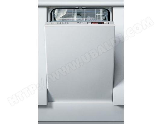 whirlpool adg7500 lave vaisselle tout integrable whirlpool livraison gratuite. Black Bedroom Furniture Sets. Home Design Ideas