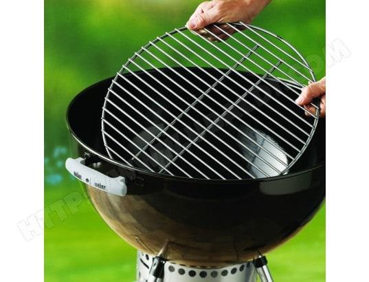 Accessoire barbecue WEBER Grille foyère pour barbecues Ø 47 cm