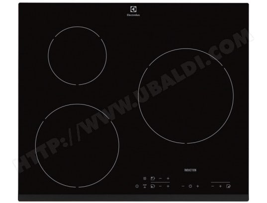 Plaque induction ELECTROLUX EHH6333FOK