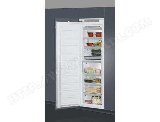 Congélateur encastrable armoire WHIRLPOOL AFB1840A+