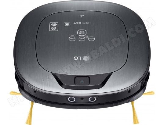 lg vr9647ps pas cher aspirateur robot livraison gratuite. Black Bedroom Furniture Sets. Home Design Ideas