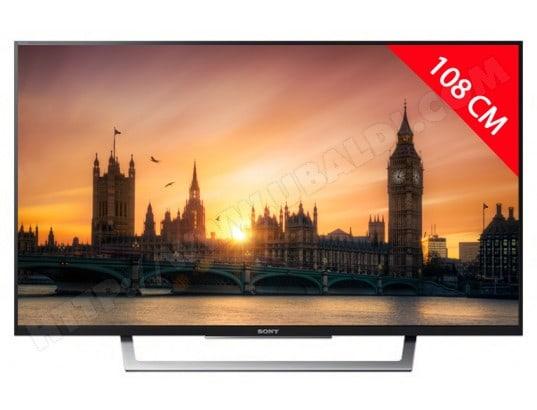 TV LED Full HD 108 cm SONY KDL43WD750BAEP