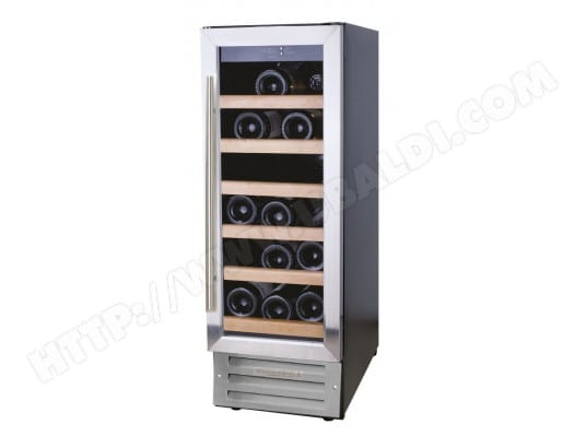 Caviss se118sbe pas cher cave vin de service caviss for Cave a vin garage froid
