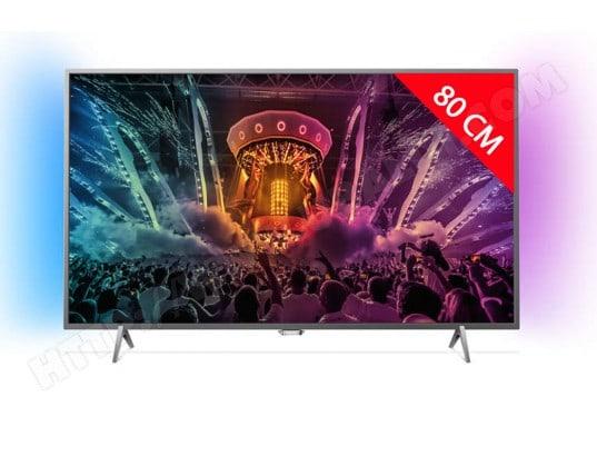 TV LED Full HD 80 cm PHILIPS 32PFS6401/12