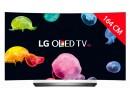 TV OLED 4K incurvé 3D 164 cm LG OLED65C6V