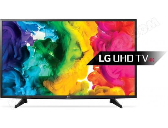 TV LED 4K 108 cm LG 43UH610V