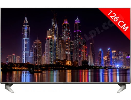 TV LED 4K 126 cm PANASONIC TX50DX700F