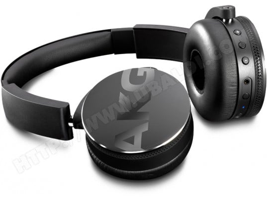 Casque sans fil AKG Y50 BT Noir