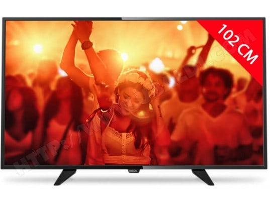TV LED Full HD 102 cm PHILIPS 40PFH4101/88