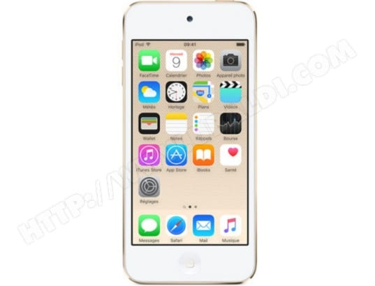 iPod Touch APPLE iPod touch 16GB - Gold