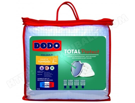 Couette DODO Total protect 260x240