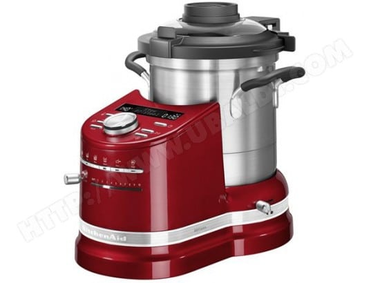 kitchenaid 5kcf0104eca 5 cook processor pas cher robot. Black Bedroom Furniture Sets. Home Design Ideas