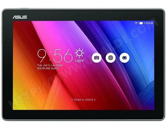 Tablette tactile ASUS ZenPad 10 - Z300M-6A037A noir