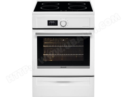 Cuisiniere induction BRANDT BCI6652W