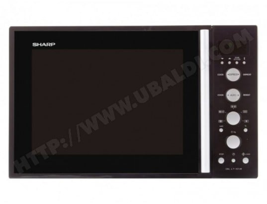 Micro ondes Combiné SHARP R931BKW